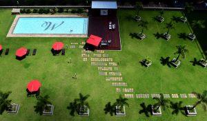 Westpoint Executive Suites Swimmingpool